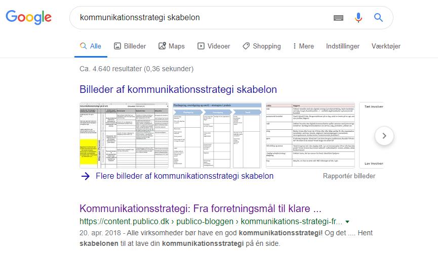Sådan kommer du til at ligge nummer 1 på google