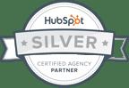 Hubspot certified silver partner