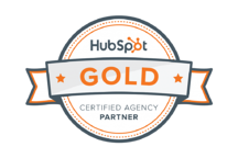 HubSpot Gold Partner Tier logo