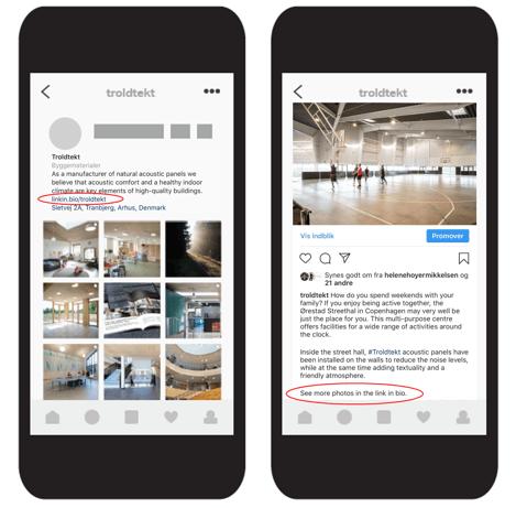 Sådan vandt Troldtekt fodfæste på Instagram i 2019