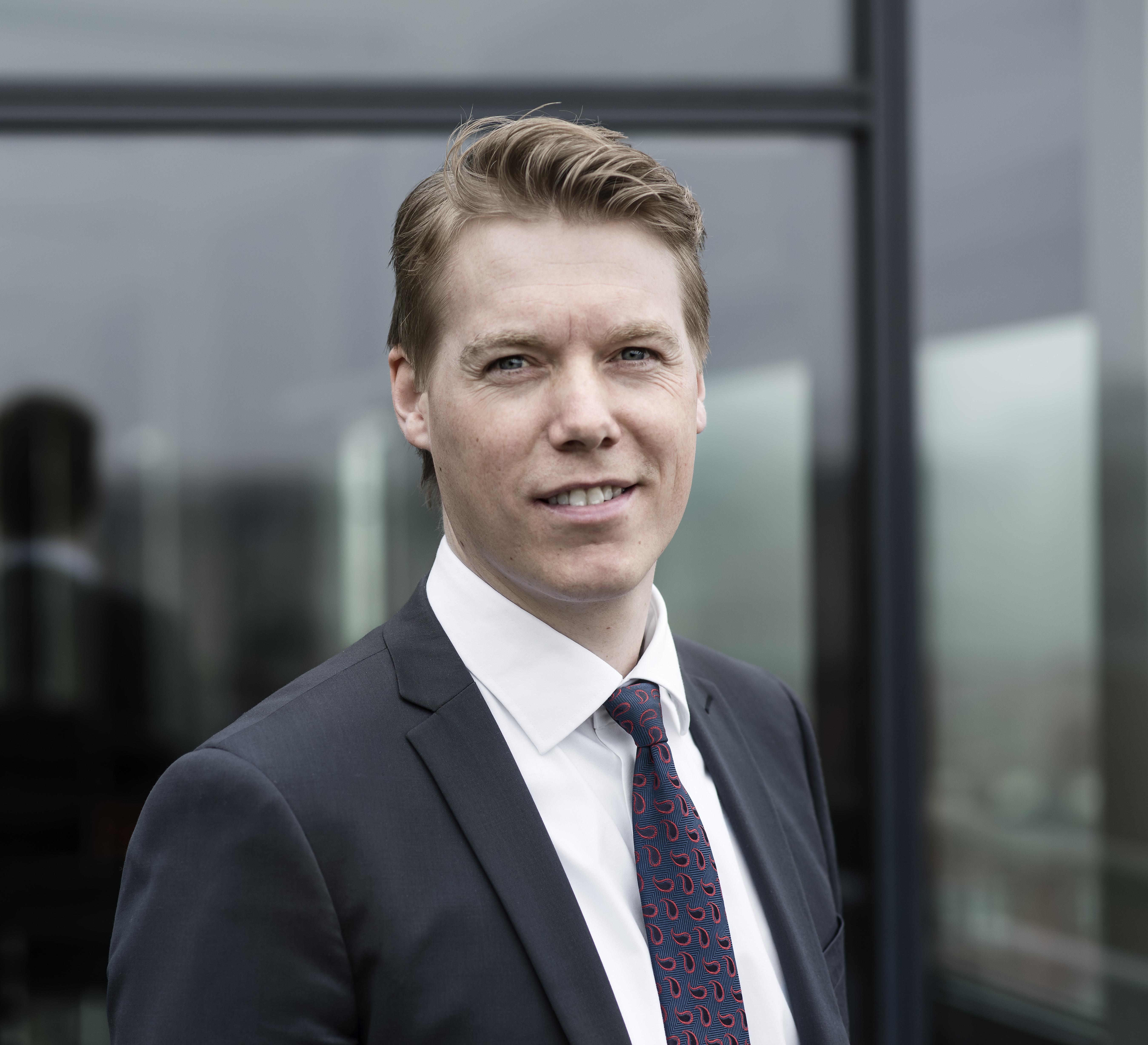 Mikkel Friis-Thomsen, Kommunikationsdirektør i PFA.