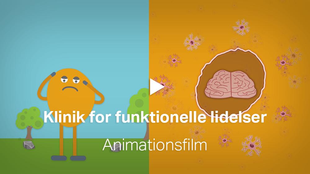 Klinik for funktionelle lidelser animationsfilm