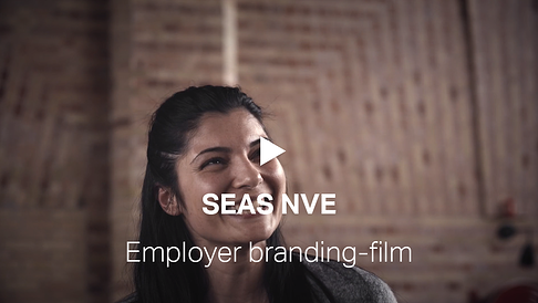 SEAS NVE employer branding-film
