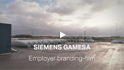 Siemens employer branding-film