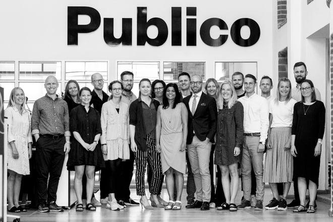 Publico teamet anno 2019