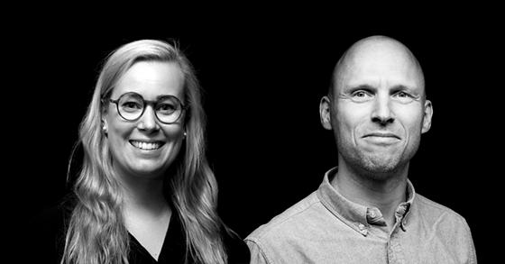 Tone of voice med Uffe Lyngaae og Karen Johanne Iversen